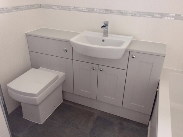 bathroom fitters in sandbanks